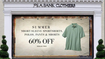 JoS. A. Bank TV Spot For Summer Essentials Sale - 7 commercial airings
