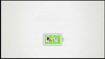 Beautyrest Recharge System TV Spot, 'Fully Charged' - Thumbnail 9