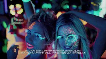 Malibu TV Spot For Malibu Black Mr. Moon