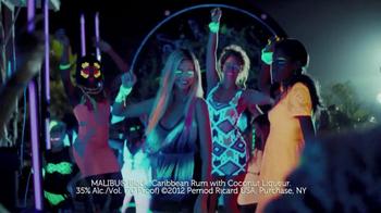 Malibu TV Spot For Malibu Black Mr. Moon - Thumbnail 8