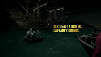 Captain Morgan Designated Driver TV Spot, Feat Iggy Pop - Thumbnail 7