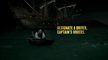 Captain Morgan Designated Driver TV Spot, Feat Iggy Pop - Thumbnail 8