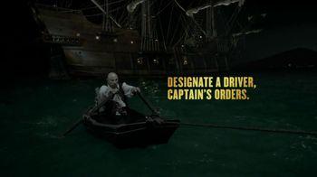 Captain Morgan Designated Driver TV Spot, Feat Iggy Pop