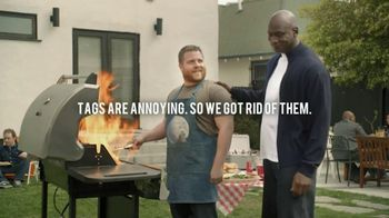 Hanes TV Spot, 'Annoying Tags' - 647 commercial airings