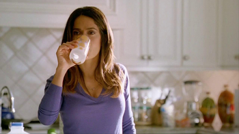 America's Milk Processors TV Spot Featuring Salma Hayek - 216 commercial airings