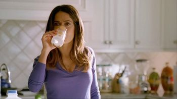 America's Milk Processors TV Spot Featuring Salma Hayek
