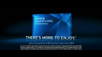 Chase Sapphire Preferred TV Spot, 'Explore Your Own Back Yard' - Thumbnail 10