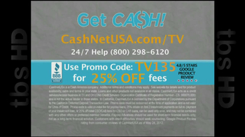 Cash Net USA TV Spot For Loans - Thumbnail 10