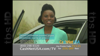 Cash Net USA TV Spot For Loans - Thumbnail 5