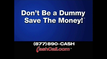 Cash Call TV Spot For 30 Year Fixed - Thumbnail 3