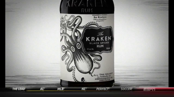 The Kraken Black Spiced Rum TV Spot Existence - Thumbnail 1