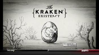 The Kraken Black Spiced Rum TV Spot Existence - Thumbnail 2