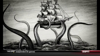 The Kraken Black Spiced Rum TV Spot Existence - Thumbnail 5