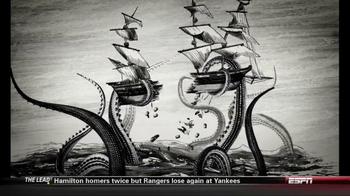 The Kraken Black Spiced Rum TV Spot Existence - Thumbnail 6