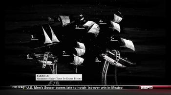 The Kraken Black Spiced Rum TV Spot Existence - Thumbnail 7