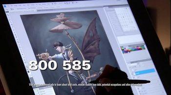 Academy of Art University TV Spot For American Academy Of Arts