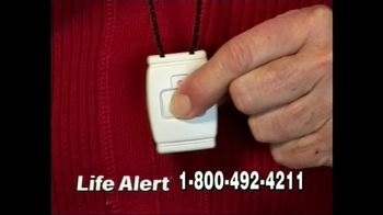 Life Alert TV Spot For Fires And Falls