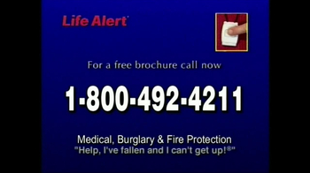 Life Alert TV Spot For Fires And Falls - Thumbnail 8