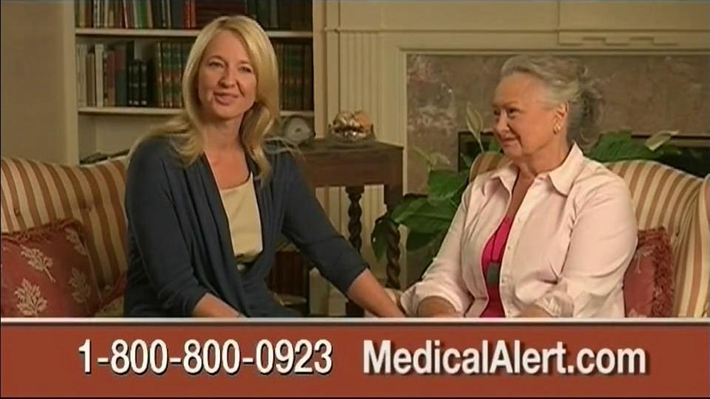 Medical Alert TV Commercial For Susan And Jacqueline