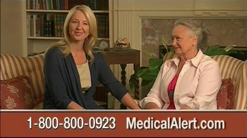 Medical Alert TV Spot For Susan And Jacqueline
