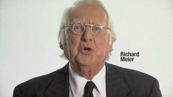 SuperFocus TV Spot For Glasses Featuring Richard Meier - 15 commercial airings
