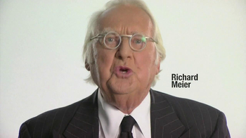 SuperFocus TV Spot For Glasses Featuring Richard Meier - 15 commercial airings
