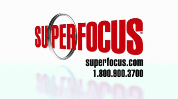 SuperFocus TV Spot For Glasses Featuring Richard Meier - Thumbnail 5