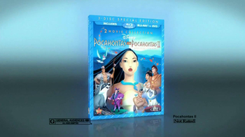 Pocahontas II Movie Combo TV Spot - Thumbnail 7