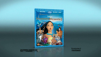 Pocahontas II Movie Combo TV Spot - Thumbnail 8