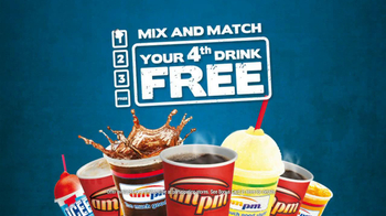 AmPm TV Spot For Mix n' Match Punch Card - Thumbnail 9