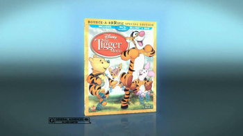 The Tigger Movie Blu-ray TV Spot - Thumbnail 6