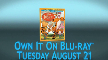 The Tigger Movie Blu-ray TV Spot - Thumbnail 7