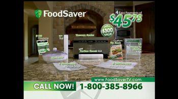 FoodSaver TV Spot thumbnail