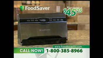 FoodSaver TV Spot - Thumbnail 6
