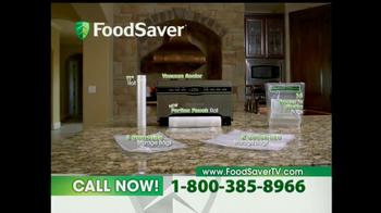 FoodSaver TV Spot - Thumbnail 7
