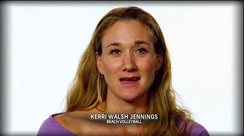Procter & Gamble TV Spot Thank You, Mom Featuring Kerri Walsh Jennings