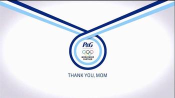 Procter & Gamble TV Spot Thank You, Mom Featuring Kerri Walsh Jennings - Thumbnail 2