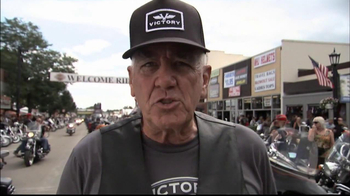 Victory Motorcycles TV Spot For Sturgis Victory Challenge - Thumbnail 1