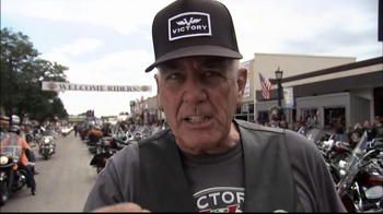 Victory Motorcycles TV Spot For Sturgis Victory Challenge