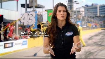 Nationwide Insurance TV Spot Featuring Danica Patrick - Thumbnail 3