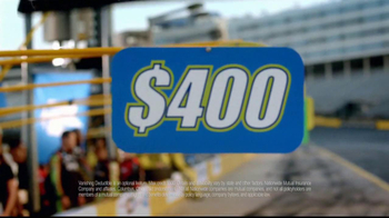 Nationwide Insurance TV Spot Featuring Danica Patrick - Thumbnail 5