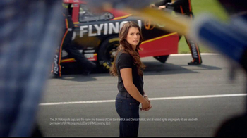 Nationwide Insurance TV Spot Featuring Danica Patrick - Thumbnail 9