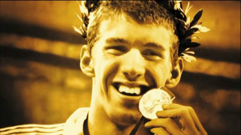 VISA TV Spot Congratulations, Michael Phelps - 8 commercial airings