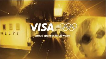 VISA TV Spot Congratulations, Michael Phelps - Thumbnail 8