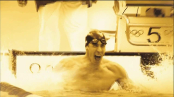 VISA TV Spot Congratulations, Michael Phelps - Thumbnail 4
