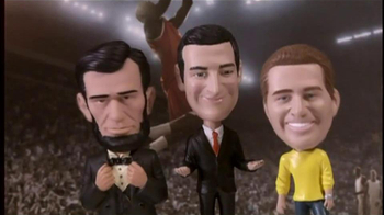 Prime Sport TV Spot For Bobbleheads