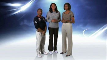 Let's Move TV Spot Featuring Olympic Athletes - Thumbnail 6