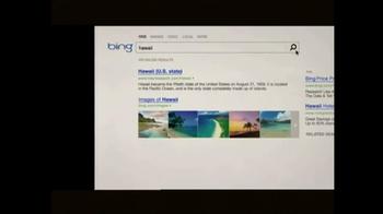 Microsoft TV Spot For Bing - Thumbnail 2