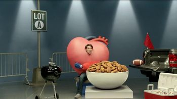 California Almonds TV Spot For Game Day