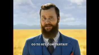 NFL Fantasy Football TV Spot, 'Free Man' - Thumbnail 9